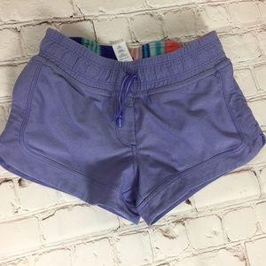 IVIVVA Lululemon 7 purple Lilac Breezy Shorts
